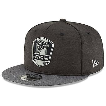 New Era Snapback Cap - Black Sideline Atlanta Falcons
