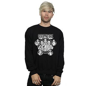 Sweatshirt caractères Mono Scoobynatural masculin