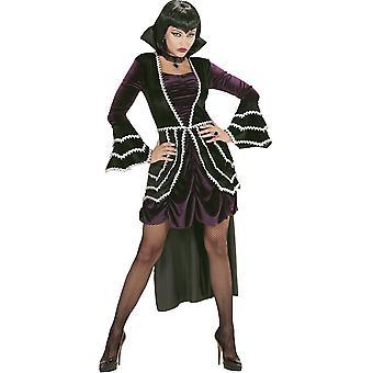 Männer Kostüme Luxus gothic Vampir lady