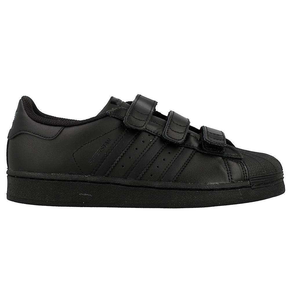 Adidas Superstar Foundation B25728 Universal Kids Hele Året Sko