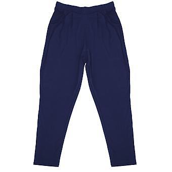Peso ligero para mujeres verano harem Pantalones fondos salón usar pantalones