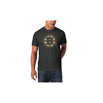 '47 Nhl Boston Bruins Scrum Basic T-shirt