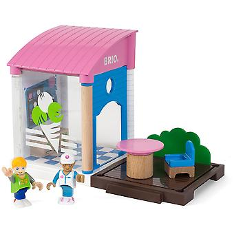 BRIO World Ice Cream Shop