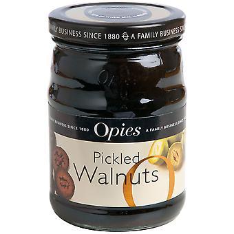 Opies Pickled Walnuts in Vinegar