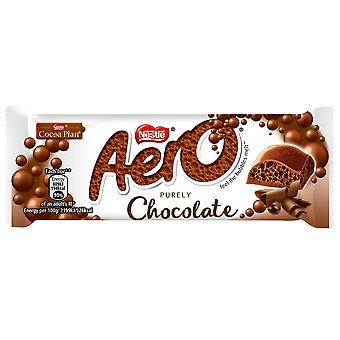 Nestlé Aero-barras de Chocolate de leche