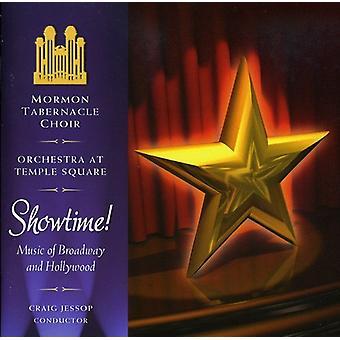 Mormon Tabernacle Choir - Showtime! [CD] USA import