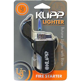 UST Klipp Windproof Butane Lighter