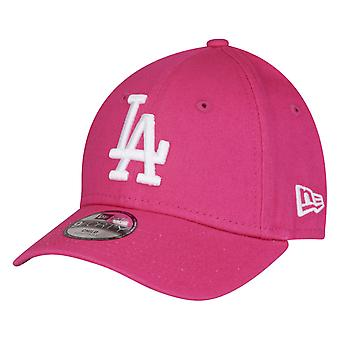 Pink new era 9Forty kids Cap - Los Angeles Dodgers