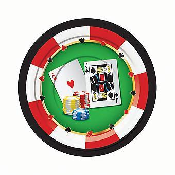 Casino-Platten 7