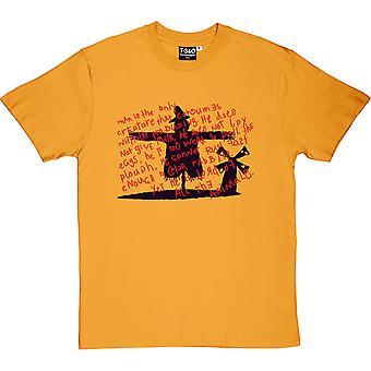 Señor de t-shirt los animales de todos los hombres