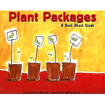 Tehtaan paketteja: Kirjan siemenet (kasvaa asioita (näköalaikkuna kirjat))