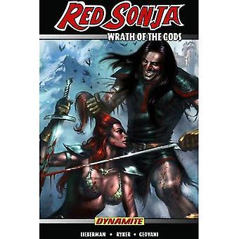 Rode Sonja: Toorn van de goden-SC