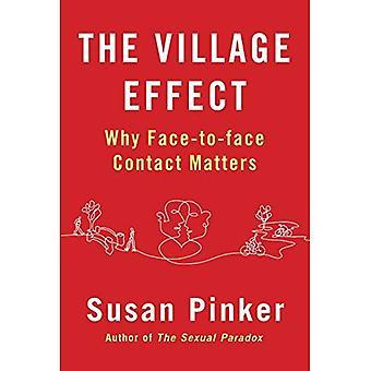 Village vaikutus: Miksi todistamista merkitystä
