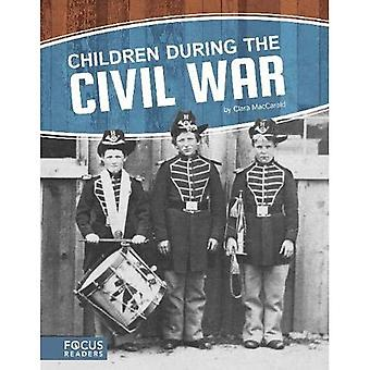 Kinderen tijdens de Amerikaanse Burgeroorlog