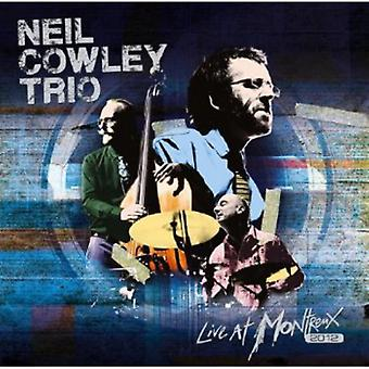 Neil Cowley Trio - Live at Montreux 2012 [CD] USA import