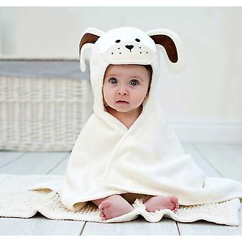 Long Eared Puppy baby towel
