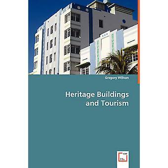 Edifícios do património e do turismo por Willson & Gregory
