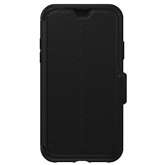 OtterBox Strada Case Apple iPhone XR schwarz