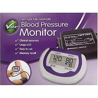 Value Health Blood Pressure Monitor One 1