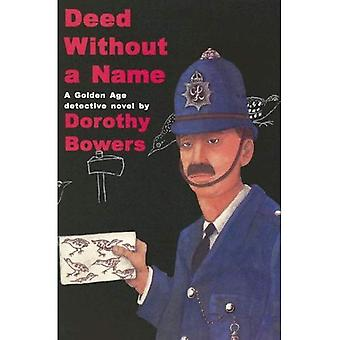 Deed Without a Name (Golden Age Detective Novels)