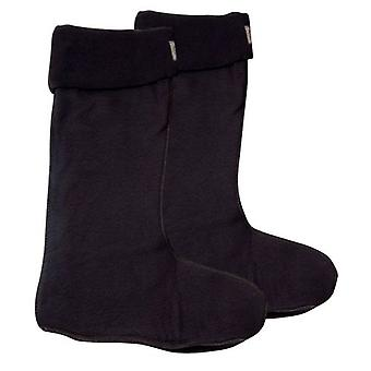 Fleece Wellie Boot Warmers - grande taille du Royaume-Uni 10-11 - Lovely and Warm
