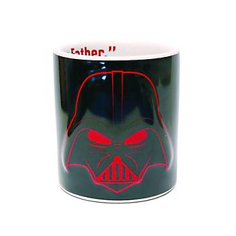 Star Wars Darth Vader 2D Relief Mug