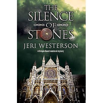 The Silence of Stones - A Crispin Guest Medieval Noir (Large type edit