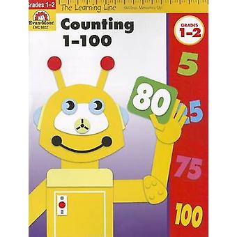 Counting 1-100 - Grade 1-2 by Evan-Moor Educational Publishers - 9781