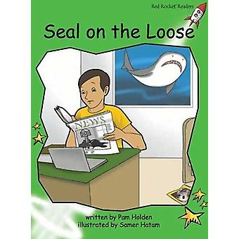 Red Rocket Readers - Early Level 4 Fiction Set C - Seal on the Loose by
