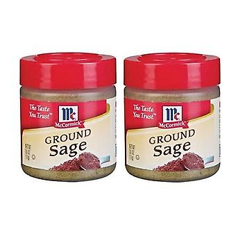 McCormick Ground Sage 2 Bottle Pack