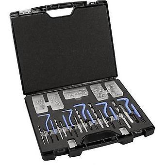 Exact 40335 Thread repair kit 130-piece M5, M6, M8, M10, M12