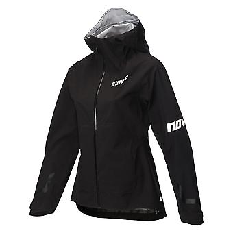 Inov8 Protec-Shell Womens imperméable Running Jacket (max protection) noir