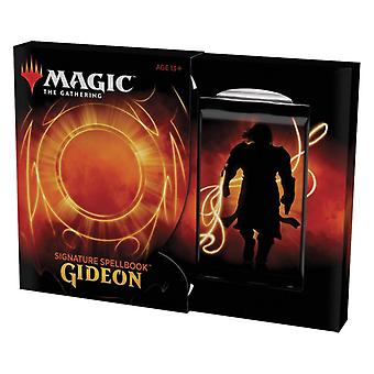 Magic The Gathering-Signature Spellbook-Gideon