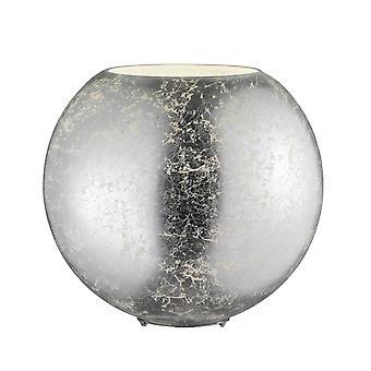 Wofi Fara - 1 Light Table Lamp Silver - 8371.01.70.7000