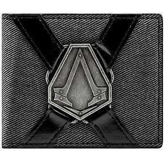 Assassins Creed Syndicate Symbol Coin & Card Bi-Fold Wallet