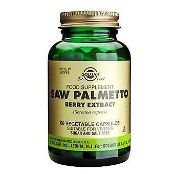 Solgar Saw Palmetto Berry extrakt Vegicaps 60 (4143)