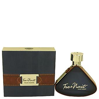 Armaf tres nuit eau de toilette spray by armaf   538281 100 ml