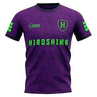 2020-2021 Sanfrecce Hiroshima Home Concept Futbalové tričko