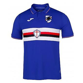 2019-2020 Sampdoria Joma Home Football Shirt