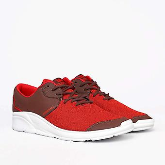 SUPRA Mens Noiz Leather Low Top Lace Up Fashion Sneakers