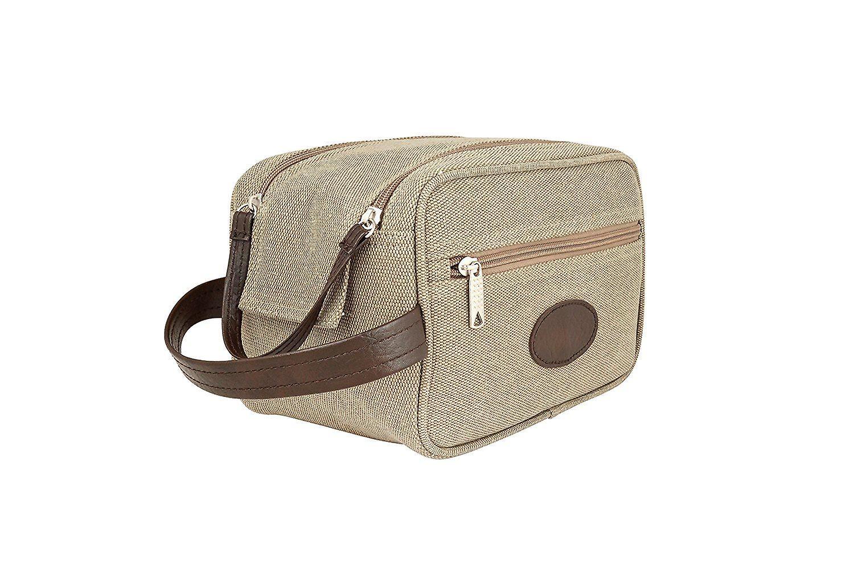 Danielle Kensington Twin Zip Box Shape Toiletries Bag