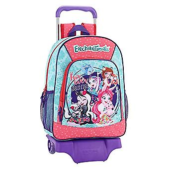 Enchantimals - School backpack with trolley