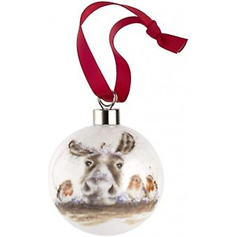 Wrendale Designs Choice of Christmas Baubles | Handpicked Gifts