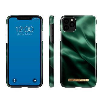 iDeal de Suecia iPhone 11 Pro Max Shell-Emerald Satin