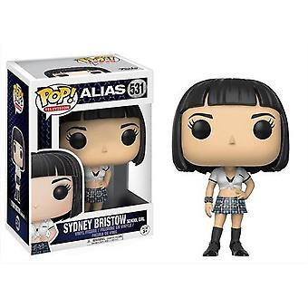 Alias Sydney Bristow School Girl Pop! vinyl