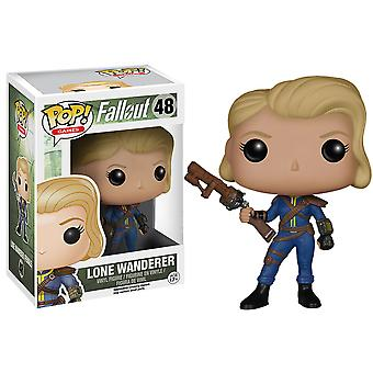 Fallout Lone Wanderer Female Pop! Vinyl