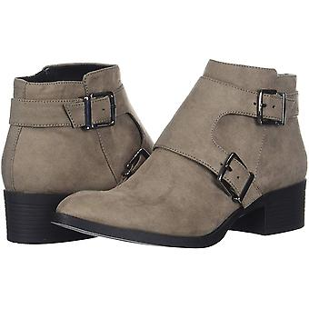 Kenneth Cole Reaction Womens Buckle Closed Toe Ankle Fashion Boots