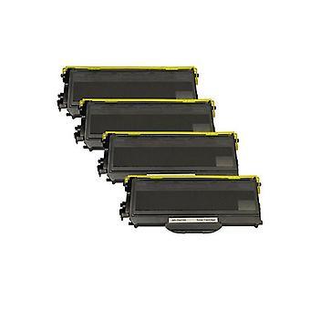 ΤΝ-2150 TN360 μαύρο υψηλής ποιότητας γραφίτη (σετ των 4)