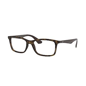 Lunettes Ray-Ban RB7047 5573 Matte Havana