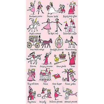 Tyrrell Katz Princess Towel